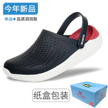 New CLOG SANDALS with non slip flat toe