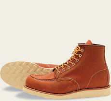 Low cut shoes Red Wing 875