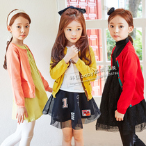 Spring and autumn in the Korean version of the cotton children childrens sweater
