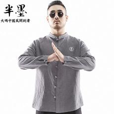 Мужская рубашка большого