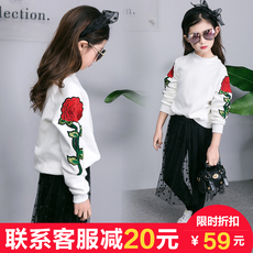 Children's costume Children's limitless fashion Mesh