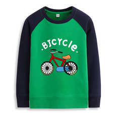Children's sweatshirt Cool Bay fun Tripe