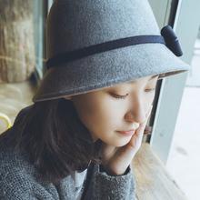 Hat, autumn, winter, winter, women, winter, Korean, dome, hat, hat and hat.