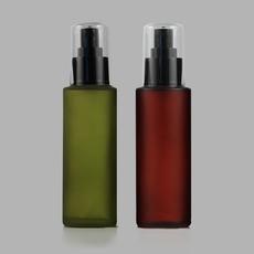 Флакон под парфюм Высокая-класс матовый стеклянный