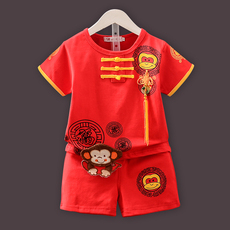 Chinese traditional outfit for children Early
