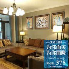 Фреска ZhuoYi 052601