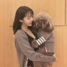 TB puppy sweater pet trendy Teddy clothing than bear kkey small dog dog winter clothes, spring and autumn thin money