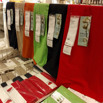 Genuine purchasing from IKEA IKEA daifula pure cotton bed linen sizes available at lower prices