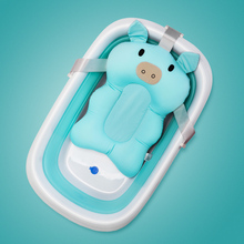 赤ちゃんの浴槽折りたたみ式の座っている嘘、新生児の新生児用品子供大きな冬の赤ちゃんの赤ちゃん