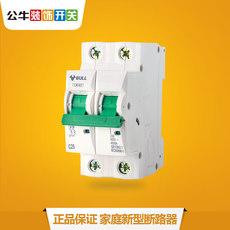 Автоматический выключатель BULL 2P 16A32A40A LB-63C16/2