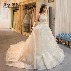 Свадебное платье IAM bride mk303 2016
