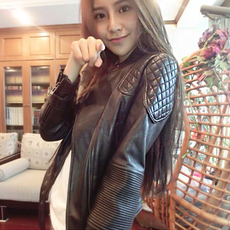 Leather jacket Truth of touch wx20