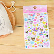 Sticker world �n���¿�DIY�؂������N�����z�ɐ�ϵ��4��
