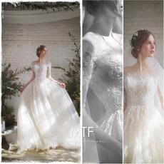 Свадебное платье Man Ting Fang S128