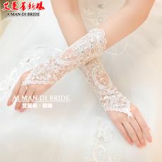 Свадебные перчатки 85
