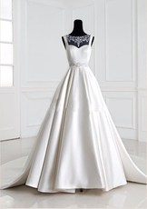 Wedding dress js/062 2016