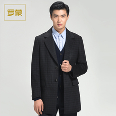 Official men coat