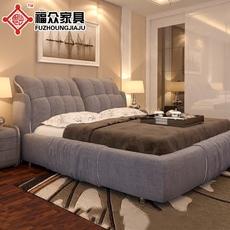 кровать Fu Zhong 1.8