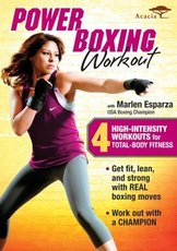 фитнес мяч OTHER Power Boxing Workout
