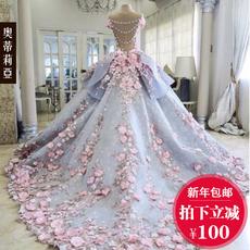 Свадебное платье Odelia dz09 2016
