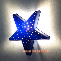 IKEA IKEA purchase of Wuxi similasijiana cartoon children lamp Wall lamp star 60077341