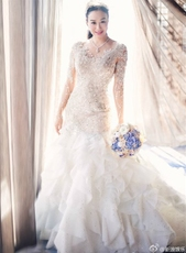 Wedding dress js/0626 2017