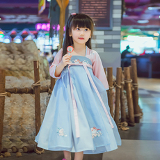 Chinese traditional outfit for children Hanshanghua