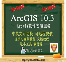 Компьютерная игра New ArcGIS10.3 Desktop Arcgis10.3