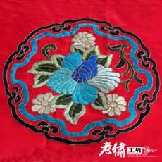 Сучжоуская вышивка