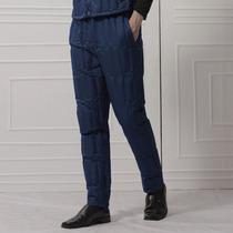 羽昂 特价男士内穿羽绒裤 中老年男款无缝保暖羽绒裤YA-520