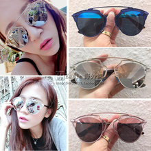 New Dior So Real lady's eye glasses Dior Zhao Liying star Angela Baby Sunglasses