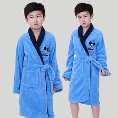 Boys dressing gown bathrobe 2014