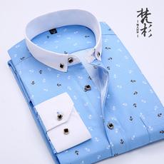 Рубашка мужская Van Gogh Metasequoia cy037
