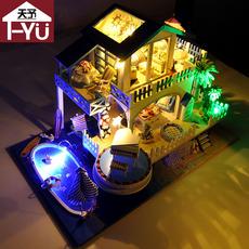 Модель дома Tianyu Diy