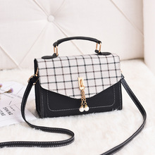 Spring new fairy small bag women 2019 new fashion Korean style all-around handbag fashion One Shoulder Messenger Bag