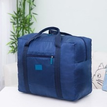 Simple Travel Bag, Female Pull-rod Bag, Hand-held Large Capacity and Light Luggage, Male and Korean Boarding Box, Canvas Bag