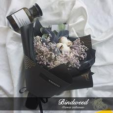 Засушенные цветы Bindweed