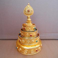 Ритуальная тибетская чаша Good Xin