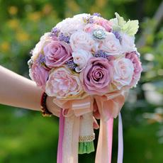 Букет невесты Букеты невесты моделирования ручной