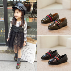 Children's leather shoes OTHER 17a203114 2017