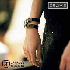 Наручники Crave Leather Cuffs SM