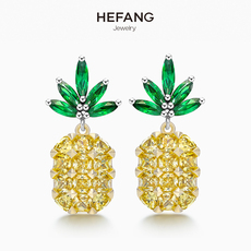Серьги Where Hefang jewelry hfe075067 HEFANG