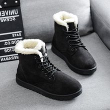 female warm ankle boots women boots snow boots winter shoes