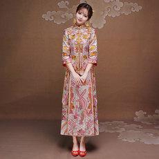 Платье Ципао Yang Zhi xhf006 2017