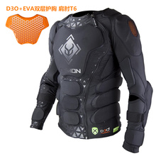 DEMON D3O T6 FFX2 skiing armor, male and female protective clothing breast protection Xconnet1819 upgrade