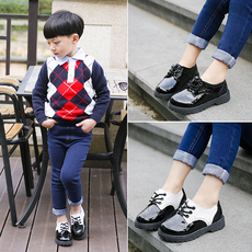 Children's leather shoes OTHER 2016