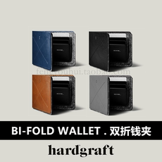 кошелек Hardgraft Hard Graft BI-FOLD WALLET