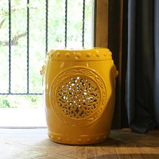 табурет барабан There's a ceramic House
