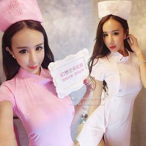 角色扮演性感情趣内衣护士空姐夜店派对女佣制服女仆极度套装诱惑情趣制服