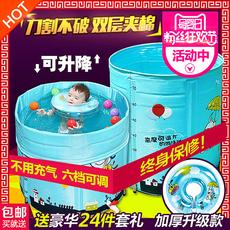 Детский надувной бассейн Novo Australia 7080